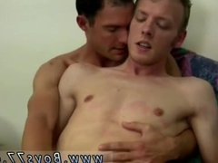 Gay anal on stomach first time Cameron &