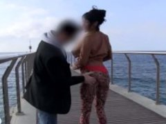 LAS FOLLADORAS - Spanish MILF pornstar picks up amateur for a threesome