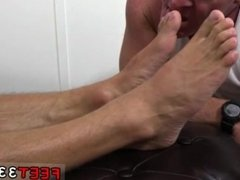 Youngest boys feet and cock and gay men
