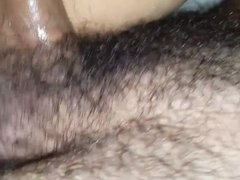 She's tired and I was horny. Unware of anal! (Reupload)