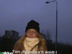 Mofos - Euro Blonde Sucks Stranger Dick