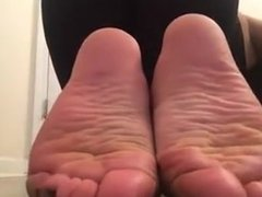 Sexy Sole tease