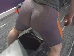 Gym shorts - another cut