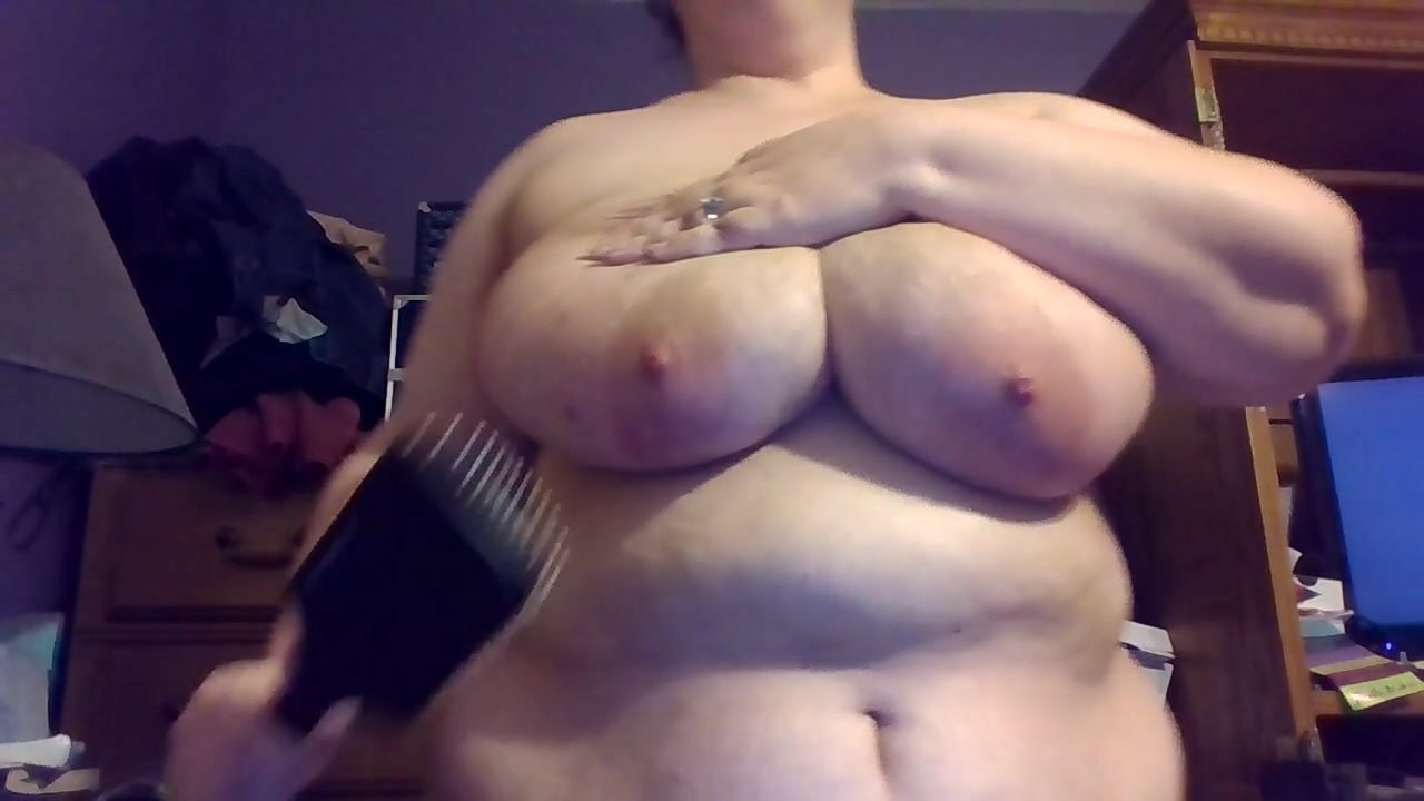 Self Inflicted Nipple Torture