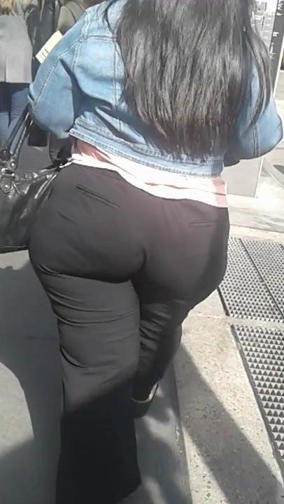 Latina Bbw Massive Big Booty Pt. 2 Of 2