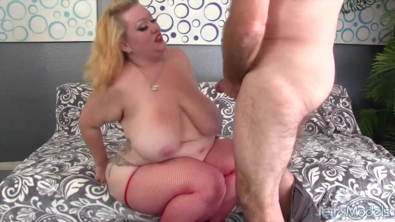 Big ass and boobs girl takes fat cock