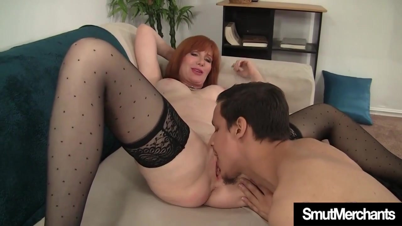 Mature women sex with boy