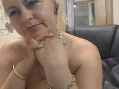 Milf Blonde Webcam