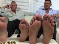 Gay men who like mens feet Ricky Worships