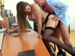 Dani Daniels Sexy Secretary (HUUU)
