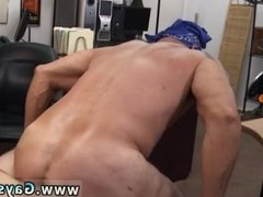Straight guy gay blowjob and young straight