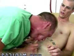 Try bareback sex with young man and gay cum