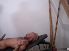 Austin Wilde Fucks Joey Moriarty - Bareback Massage