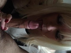 Sucking a 24 year old COCK