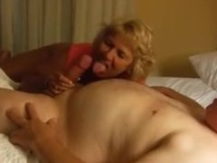 mom suck big dad's big dick