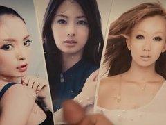 Cum Tribute: Kumi Koda, Keiko Kitagawa & Ayumi Hamasaki