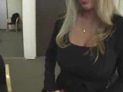 Secretary - spanking, fuck and cumshot
