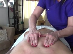 Sam Gives a Massage
