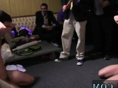 College party nude boy and college gay men