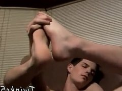Male feet  fuck gay Handsome Benz And His