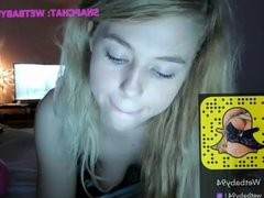 My nude webcam show 69- My Snapchat
