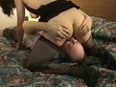 Black lover with Wife and Husband! Cuckold video!