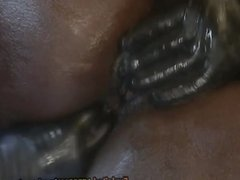 White masters explores black babes holes