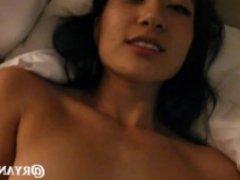 Cute Japanese-American Amateur BJ POV