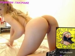 My sex cam show 215- My Snapchat WetBaby94
