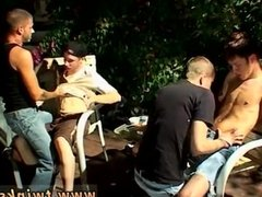 Young  boys gay sex movies Kayden and Krist