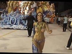 Topless Carnival Girls