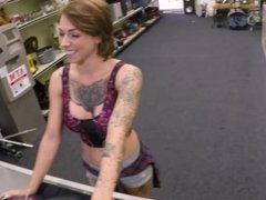 Tattooed Harlow Harrison Gets Needled and Inked on XXXPawn (xp15507)