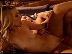 Gorgeous Blonde gets Drilled