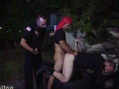 Booted gay cop porno   homie takes the