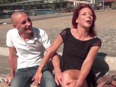 Casting amateur maman francaise en lingerie bien defoncee