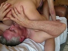 Shemale Femboy Tommy ass and anal punishment by Daddy Bob