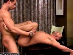 Bi gay man sucks friends dick and licks