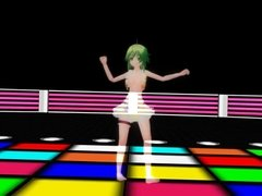 (MMD R-18) My Gumi  Experiments with (Weird) Science!)