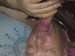 colega puta mamando