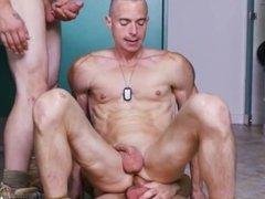 Pinoy military gay Good Anal Training