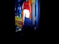 Youtuber Mikaela Vaelipakka's ass cum tribute 2