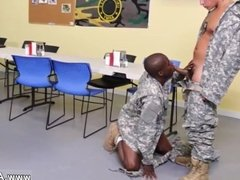 My teachers big gay cock Yes Drill Sergeant!