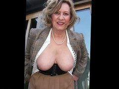 Jerk Off Challenge - Mothers and Grannies II