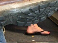 Flip Flops on a plane