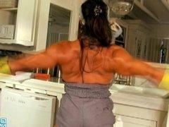 Denise Masino - Tasty Treats - Female Bodybuilder