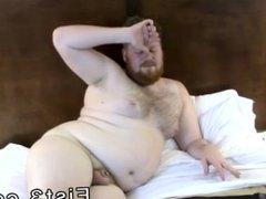 Gay handsome hunks circle jerking free