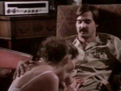 Pornstar Legend Annette Haven gives a good blowjob