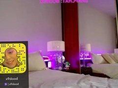 My Creampie cam show 147 My Snapchat Boob9x