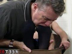 Nude male feet tickle gay Logan's Feet &