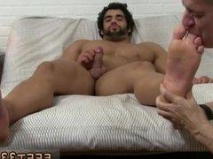 Nude gay man end foot  xxx Alpha-Male